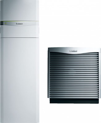Vaillant flexoCOMPACT exclusive mit AroCollect